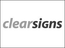 Clearsigns